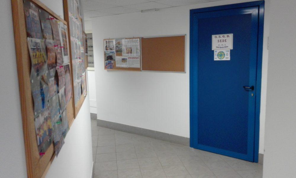 Corridoio Sede