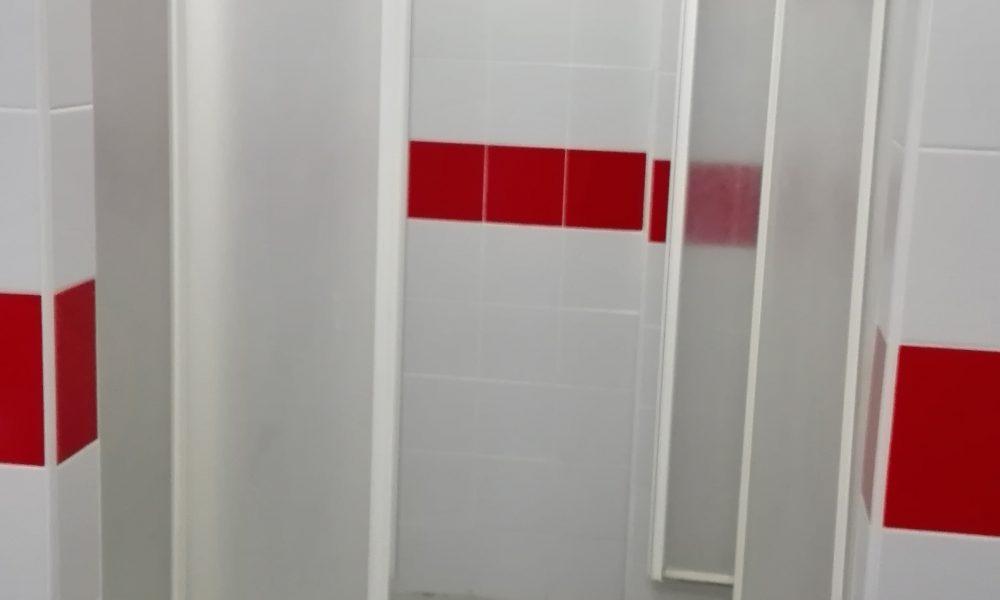 Spogliatoio Rosso
